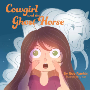 Cover for the book Cowgirl and the Ghost Horse