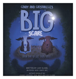 Cindy and Cristabelle's Big Scare book cover